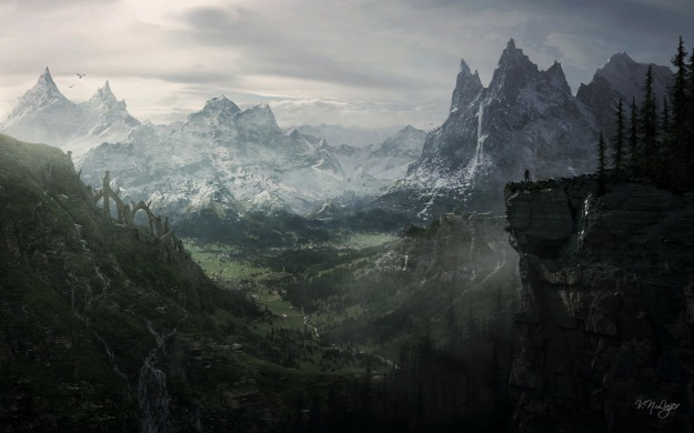 Skyrim Landscape-3.jpg